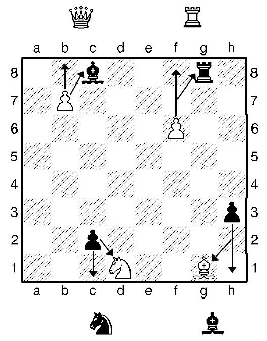 Превращение шахматной пешки