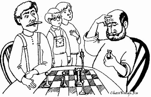 знакомство ребенка с шахматами