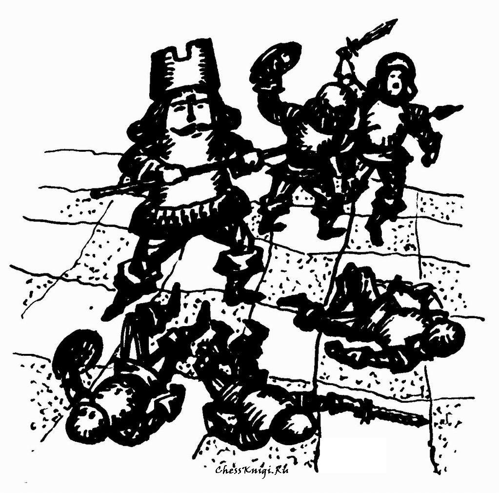 Шахматная картинка - 12